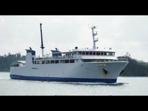 For Sale: 78mtr Passenger RORO Ferry