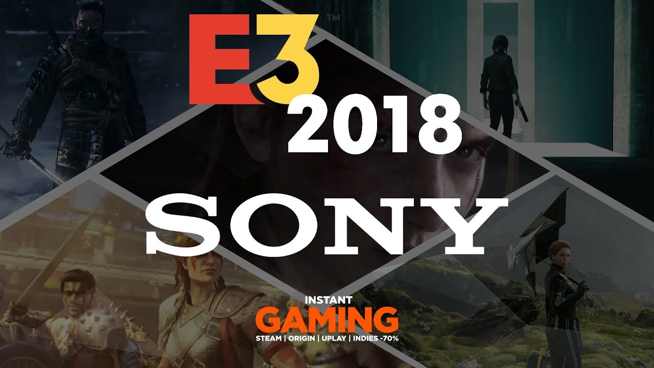 Plug and Play E3 Sony : Toute l'actualité gaming