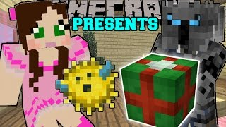 minecraft christmas presents get epic gifts from santa custom command