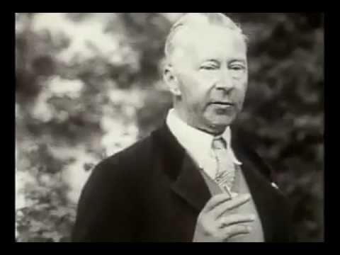 Deutscher Kronprinz Wilhelm complete Interview in Fox Movietone News 1932