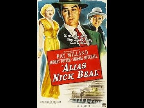 Alias Nick Beal Screen Guild Theatre with Ray Milland and Broderick Crawford 1949 radio