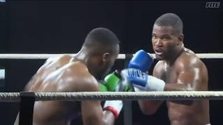 Viddal Riley 3rd Professional Fight  | vs Austine Nnamdi | Badou Jack Promotions | Knockout Night