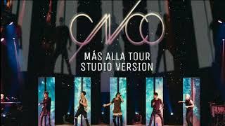 CNCO - Intro/ Más Alla (Más Alla Tour Studio Version)