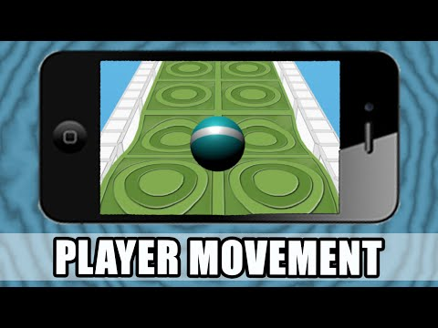 Unity Mobile Game Tutorial • 9 • Player Movement and Camera TutorialC