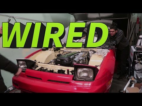 1JZ IS WIRED! Will It Start?!!!