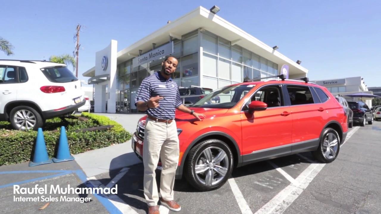 Volkswagen Santa Monica >> 2018 Vw Tiguan Full Review Volkswagen Santa Monica