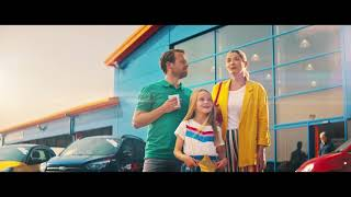 Motorpoint Superhero TV Advert August 2018 смотреть