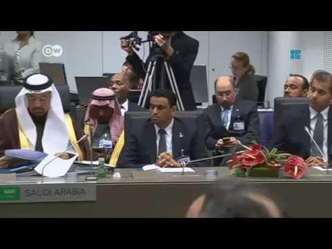 OPEC acuerda primer recorte de producción desde 2008