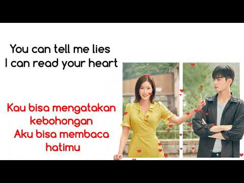 OST Part 4 My Id Is Gangnam Beauty | George & Kang Hae In  _ Something Lyrics + INDO SUB