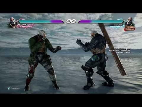 Tekken 7 Bryan Taunt Jet Upper tutorial for beginners