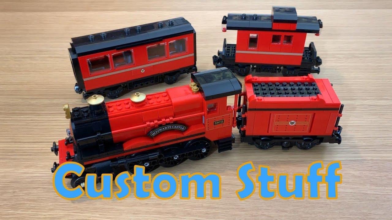 Bald Kommt Auch Hierzulande Endlich Der Lego 75955 Hogwarts Express In Den Handel Und Wird Sich Im Lego Online Shop Werb Lego Hogwarts Hogwarts Lego Eisenbahn