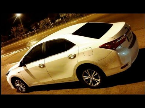 Toyota Altis 1.8V Navi - Clip01