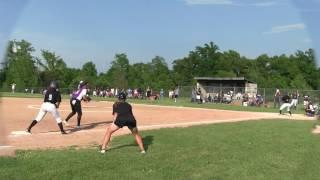 Monroe Woodbury Varsity Softball vs Middletown Championship game