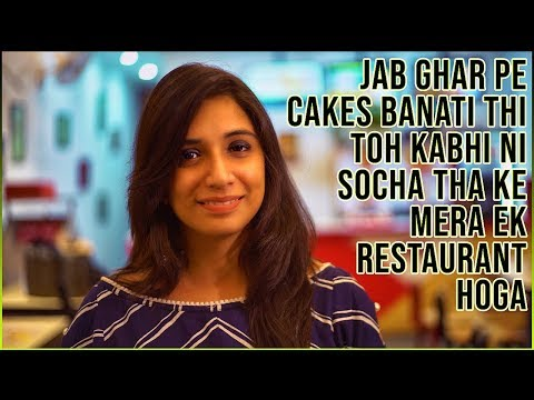 From A HOME BAKER To A RESTAURATEUR | Suvidha's Story | Snakkers