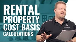 Rental Property Cost Basis Calculations