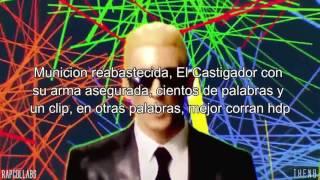Download Tech N9ne   Speedom ft  Eminem, Krizz Kaliko WWC 2 sub español MP3 song and Music Video