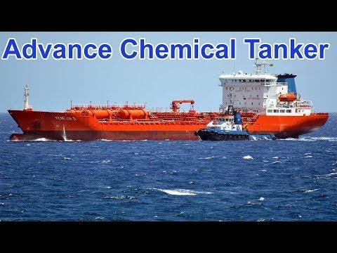 Advance Chemical Tanker