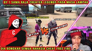 LETDA VS CHEATER !! INFORMASI CARA MENGHINDARI CHEATER