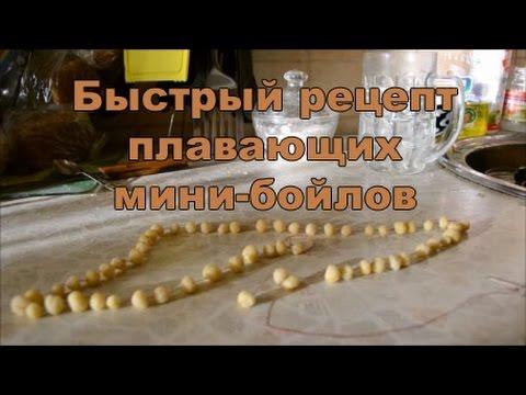 Изготовление бойлов из мяса улитки [Хорватский рецепт]