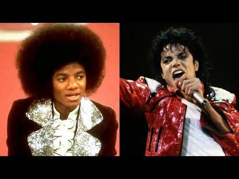 Майкл Джексон  Жизнь на фотографиях