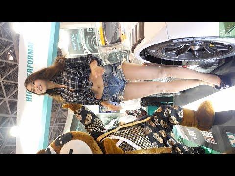 東京オートサロン 2019 | TOKYO AUTO SALON 2019 - Booth Girls @ K-tunes Racing #01 (手機版)