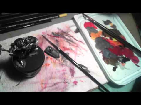 Live painting stream Part 2