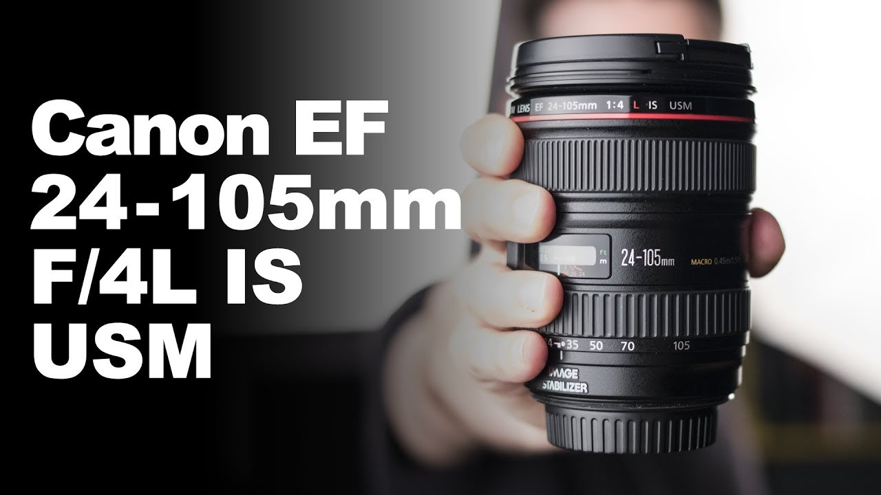 31379e8329 Canon EF 24-105mm f/4L IS USM: vale a pena? (REVIEW) - YouTube