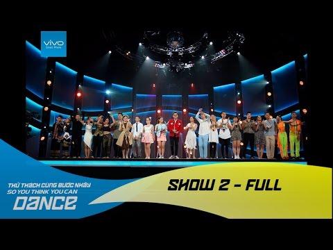 SYTYCD5 | Thử Thách Cùng Bước Nhảy 2016 | Show 2 - Full HD