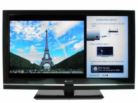 Sony BRAVIA KDL-37W5500 HDTV Driver for Mac Download