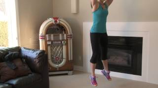 Ottawa Health and Wellness Expo - Exercise Demo - Be Fit Team Challenge -