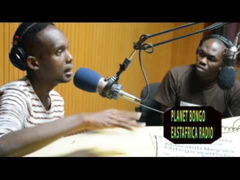 BAGHDAD AFUNGUKA MAKUKUBWA KWENYE PLANET BONGO @EA RADIO