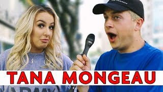 One of Chris Klemens's most viewed videos: TELLING EACH OTHER WHAT TO SAY TO STRANGERS: Tana Mongeau | Chris Klemens