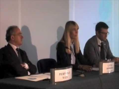 Lavinia Borromeo presenta Torino 2010