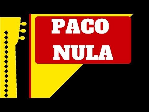 Paco Nula