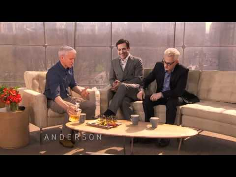Candy Cigarettes for Jon Hamm and John Slattery