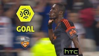 Goal Majeed WARIS (42') / Olympique Lyonnais - FC Lorient (1-4)/ 2016-17