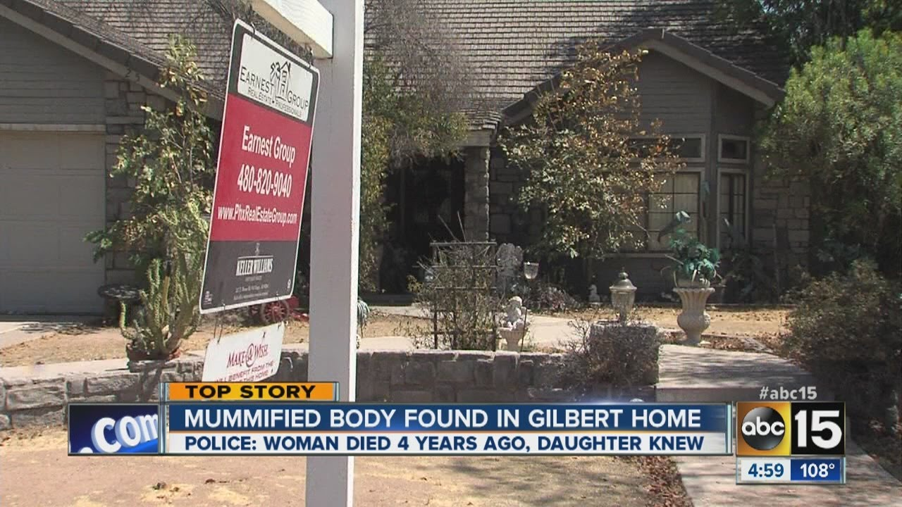 HOARDERS: Mummified Body Found in Home