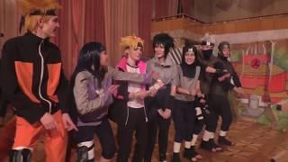 "Дай-фест XII, Омск, 25.11.18 ""Naruto: Shippuuden/Наруто: Ураганные Хроники"" (cosplay)"