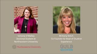 Interview with Brittany Stitch of Guild Education