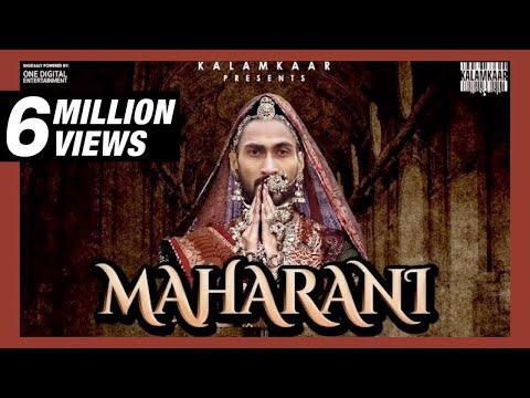 KR$NA - MAHARANI (FULL VIDEO) | KALAMKAAR