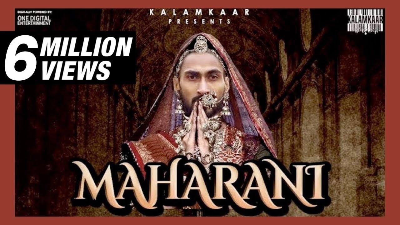 Download KR$NA - MAHARANI (FULL VIDEO)   KALAMKAAR