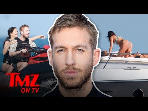 Calvin Harris Finally Over Taylor Swift? | TMZ TV