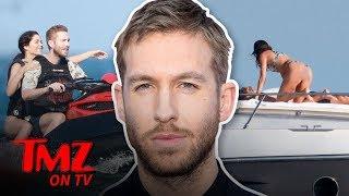 Calvin Harris Finally Over Taylor Swift? | TMZ TV
