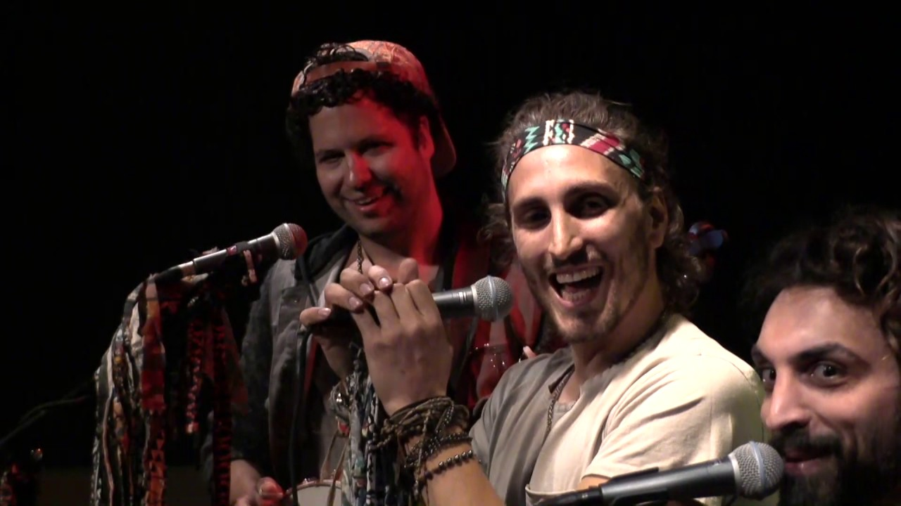 """MAGIC GIANT Interview: """"Forming The Band"""""""