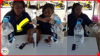 SCHEME to smuggle PHONES into Jails