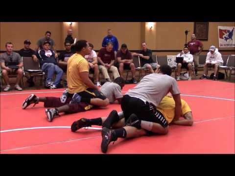 Top Technique   Chris Pendleton Coaching Clinic