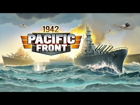 1942 Pacific Front - Official Gameplay Trailer // iOS & Android