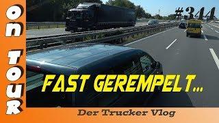 Fast gerempelt... 😤 | Vlog #344
