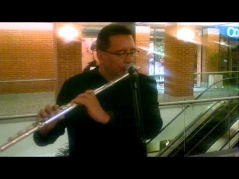 Once I Loved  A.C.Jobim. Byron Garcia Flautista