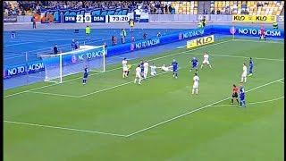 Динамо – Десна – 3:0. Гол: Кендзера (74